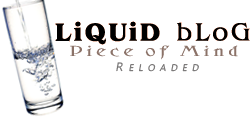 LiQUiD bLoG - Piece of Mind