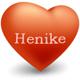Szeretlek Henike!