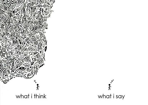 my thoughts